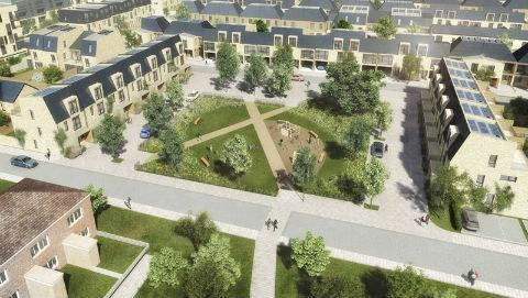 Developer Countryside Properties and housing association L&Q is looking to build 616 new homes on the site of the run down estate
