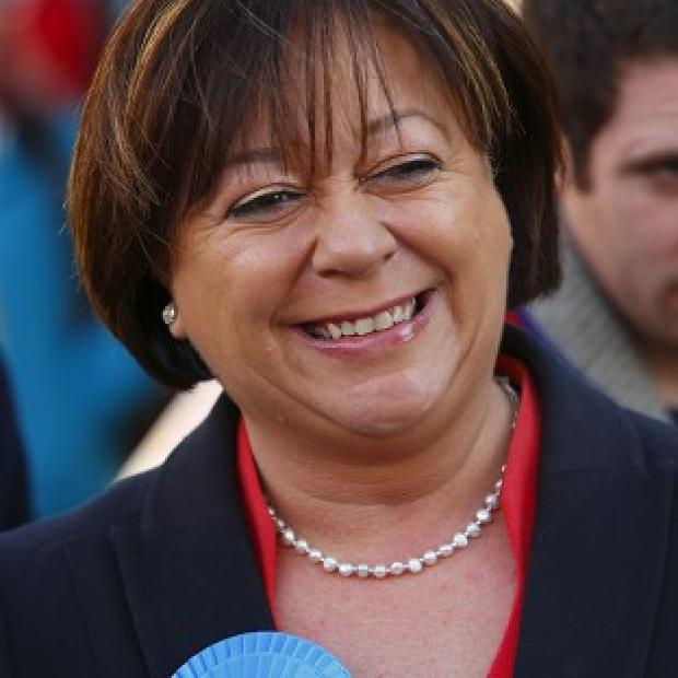Maria Hutchings is the Tory candidate in the Eastleigh by-election