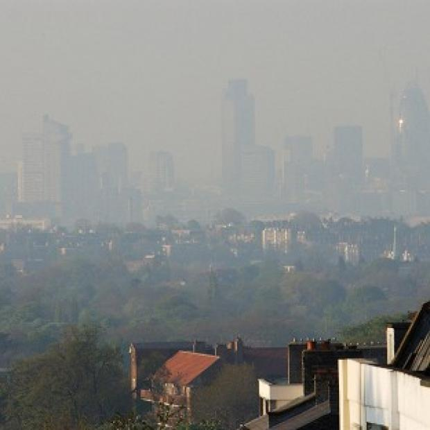 Scientists believe air pollution increases the chances of early death among heart attack survivors
