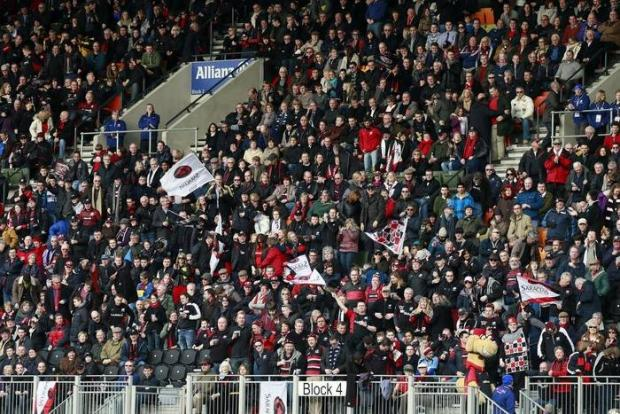 "Saracens fans ""overjoyed"" to have a place they can finally call home"
