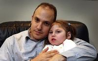 Have a heart': Dani Katz has to look for a new home to house medical equipment for his daughter Samara