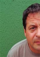 Both sides of the story: Mark Thomas will be discussing his first book, As Used on the Famous Nelson Mandela, at artsdepot on May 22