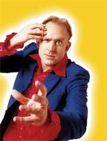 Quick fire: Tim Vine holds the world record for the number of jokes delivered in one hour  499