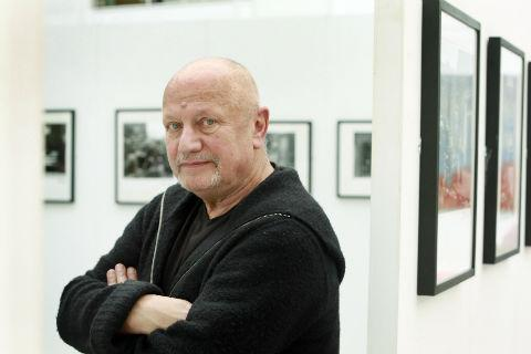 Steven Berkoff at Middlesex University