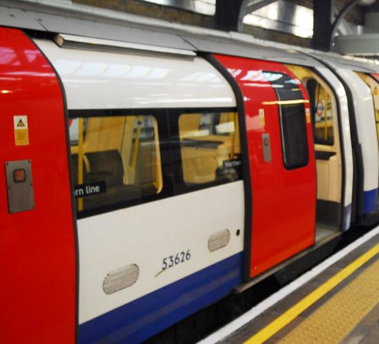Tube cleaners on strike today