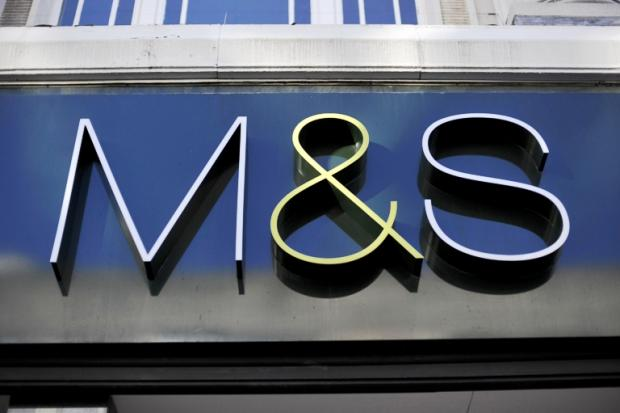 Times Series: Marks and Spencer profits slump