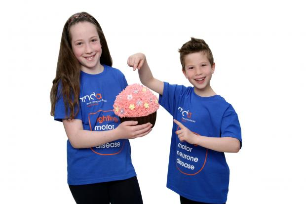 Ella and Oliver Freeman, of Whetstone, set up Million Cupcakes for Grandpa in 2013 and have now reached the final of the JustGiving awards.