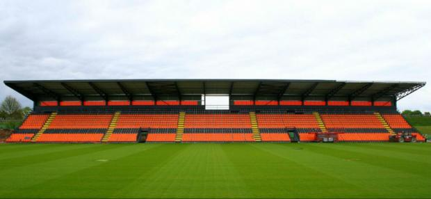 Barnet's current home, The Hive, in Cannons Park.