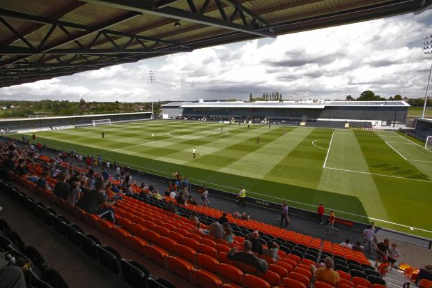 Harrow Borough Council has withdrawn its enforcement notice for Barnet FC's stadium The Hive