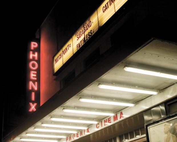 Times Series: The Phoenix cinema in East Finchley