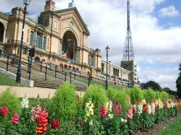 Times Series: Alexandra Park and Palace