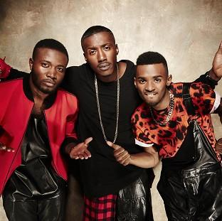 Times Series: Rough Copy made a comeback on the X Factor with a megamix of R Kelly's She's Got That Vibe and Bobby Brown's Every Little Step.