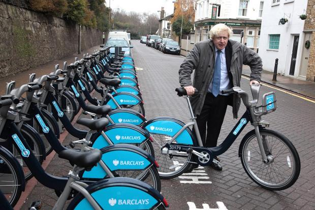 London Mayor Boris Johnson announced the cash injection earlier this week