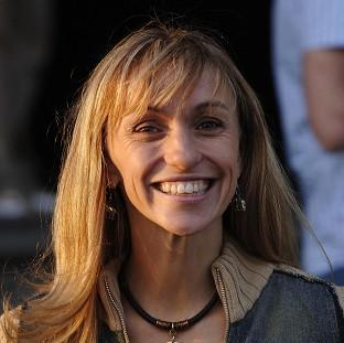"Times Series: Michaela Strachan says she did not enjoy getting ""glammed up in a swimsuit"" for Splash!"