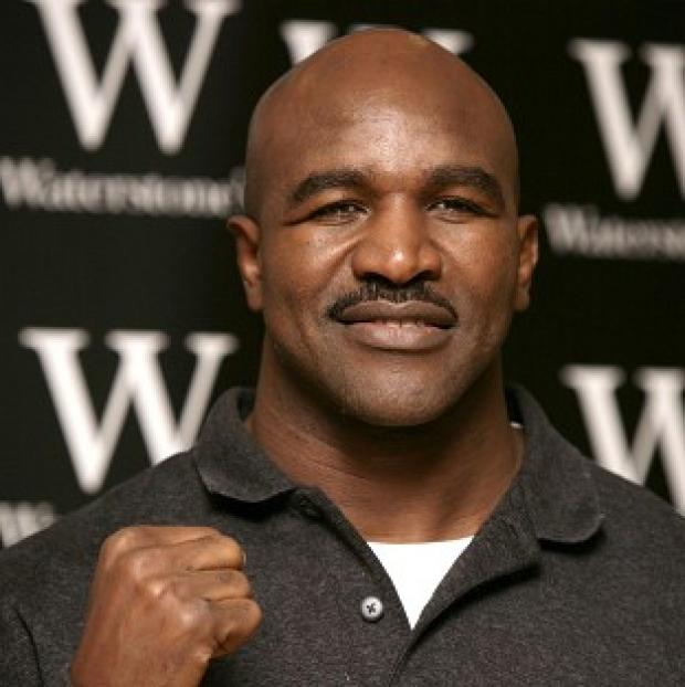 Times Series: Boxer Evander Holyfield is among the contestants in the new series of Celebrity Big Brother