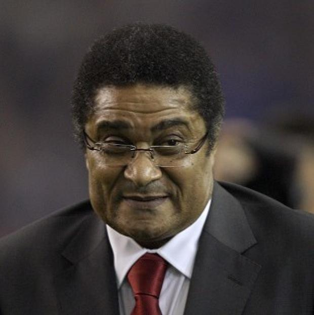 Times Series: Former Benfica and Portugal star Eusebio has died aged 71