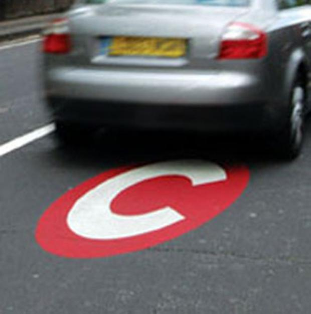 Times Series: The changes, due to come in to effect on June 16, are the first price increases to the Congestion Charge since 2011