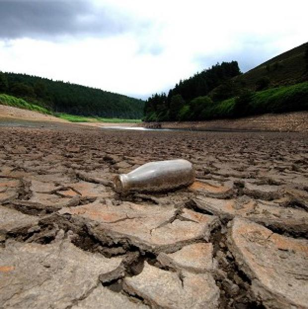 Times Series: Scientists have warned that drought could become a serious problem in Europe by the end of the century