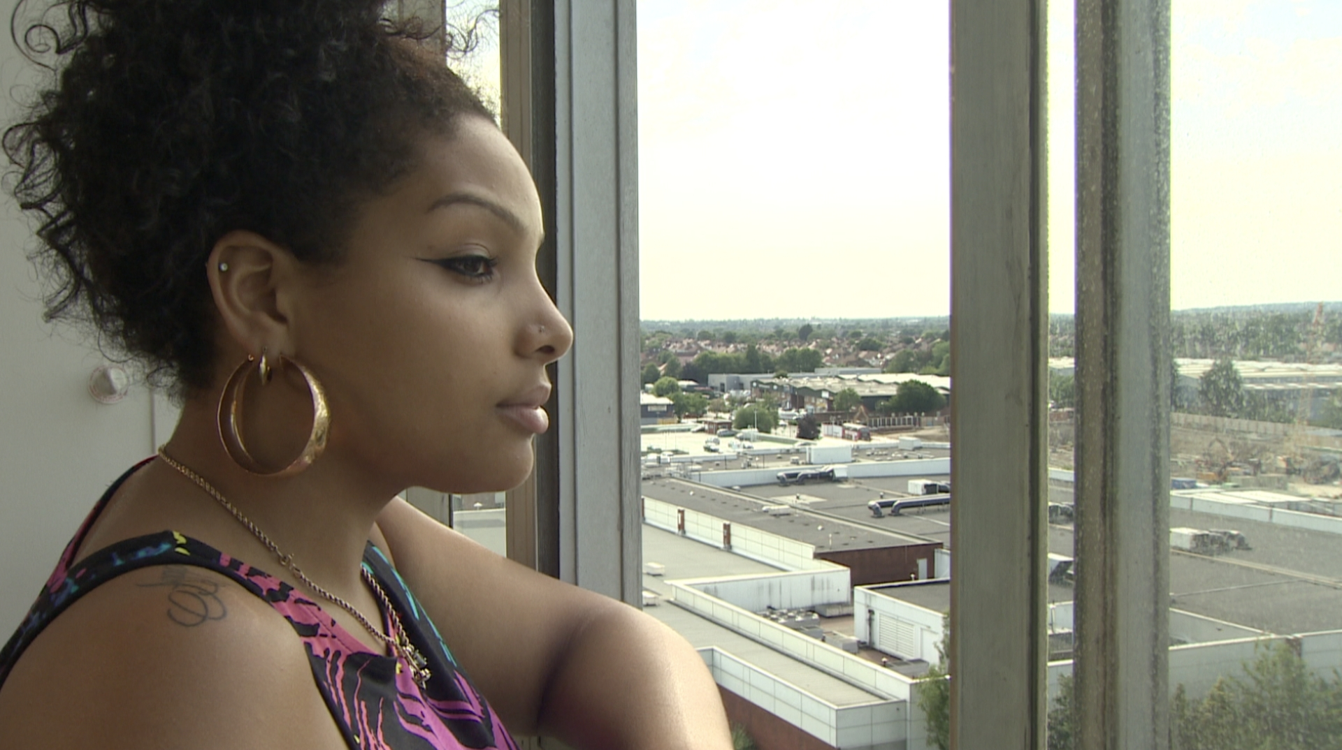 Temi Mwale's movie entitled 'The Struggle' will be premiered at the North Finchley Artsdepot