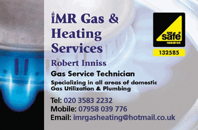 IMR Gas, Heating & Plumbing