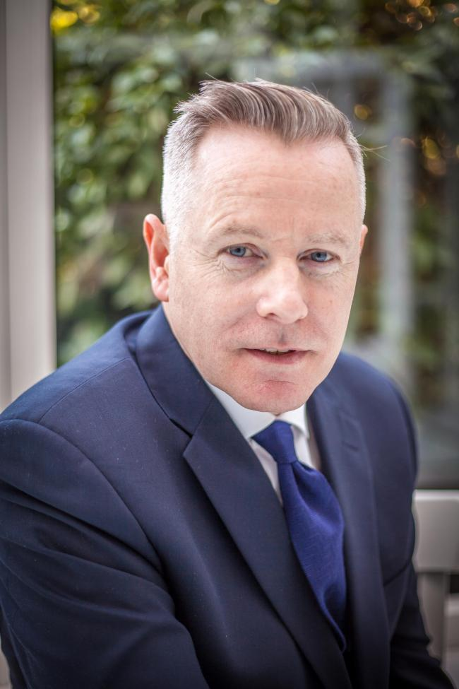 Paul Phillips, the headteacher of the new school