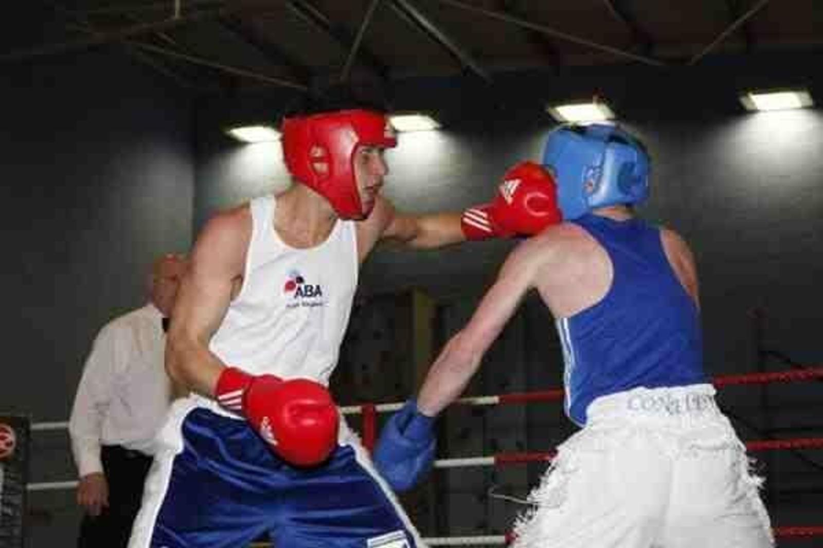 Chaima claims London Youth ABA title