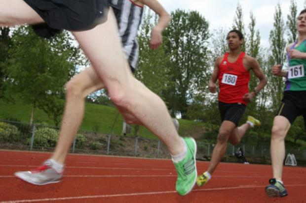 Times Series: Harriers claim 13 medals at Middlesex Championships