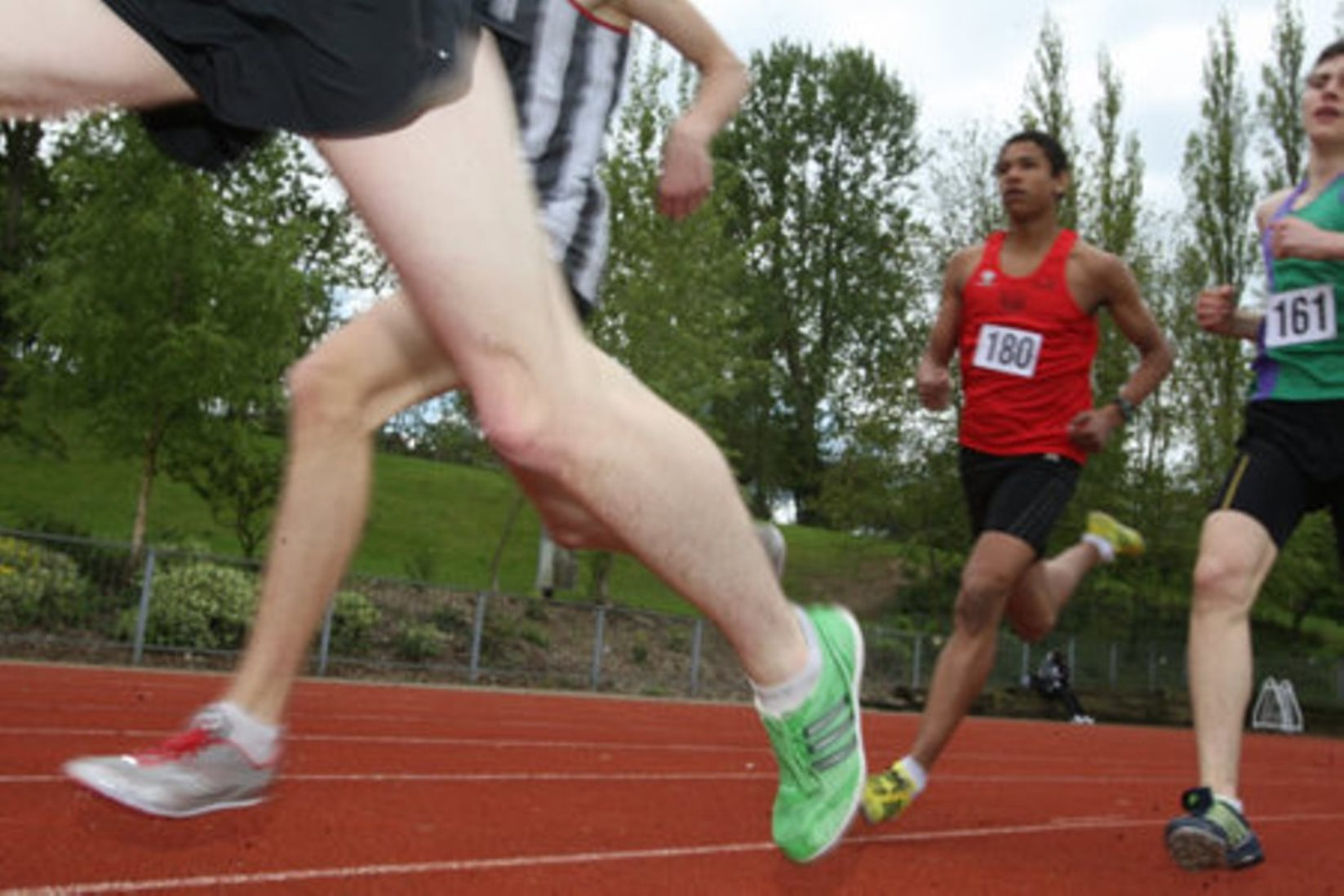 Harriers claim 13 medals at Middlesex Championships