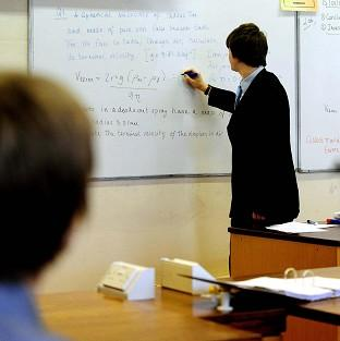 Fewer children are being taught in failing schools, new figures suggest