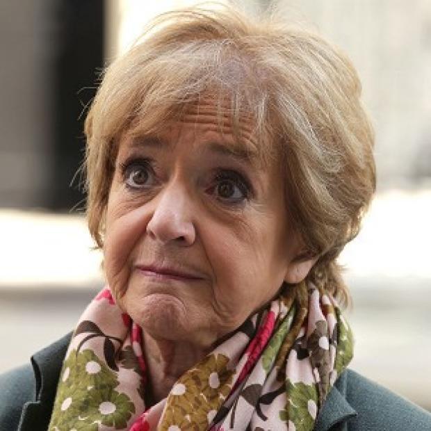 Times Series: Margaret Hodge said the Public Accounts Committee is 'deeply concerned about the use of compromise agreements and special severance payments' in the public sector