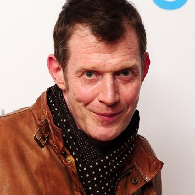 Times Series: Jason Flemyng said Peter Capaldi will be 'amazing' as The Doctor