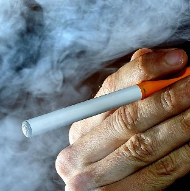 Times Series: The coalition plans to introduce new legislation to ban under-18s from buying electronic cigarettes
