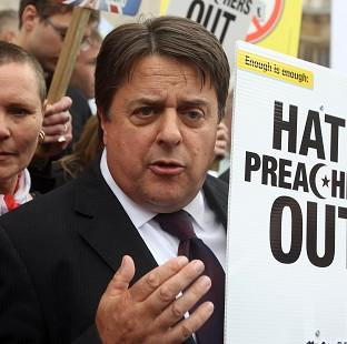 Times Series: BNP leader Nick Griffin reportedly has links with Hungarian party Jobbik