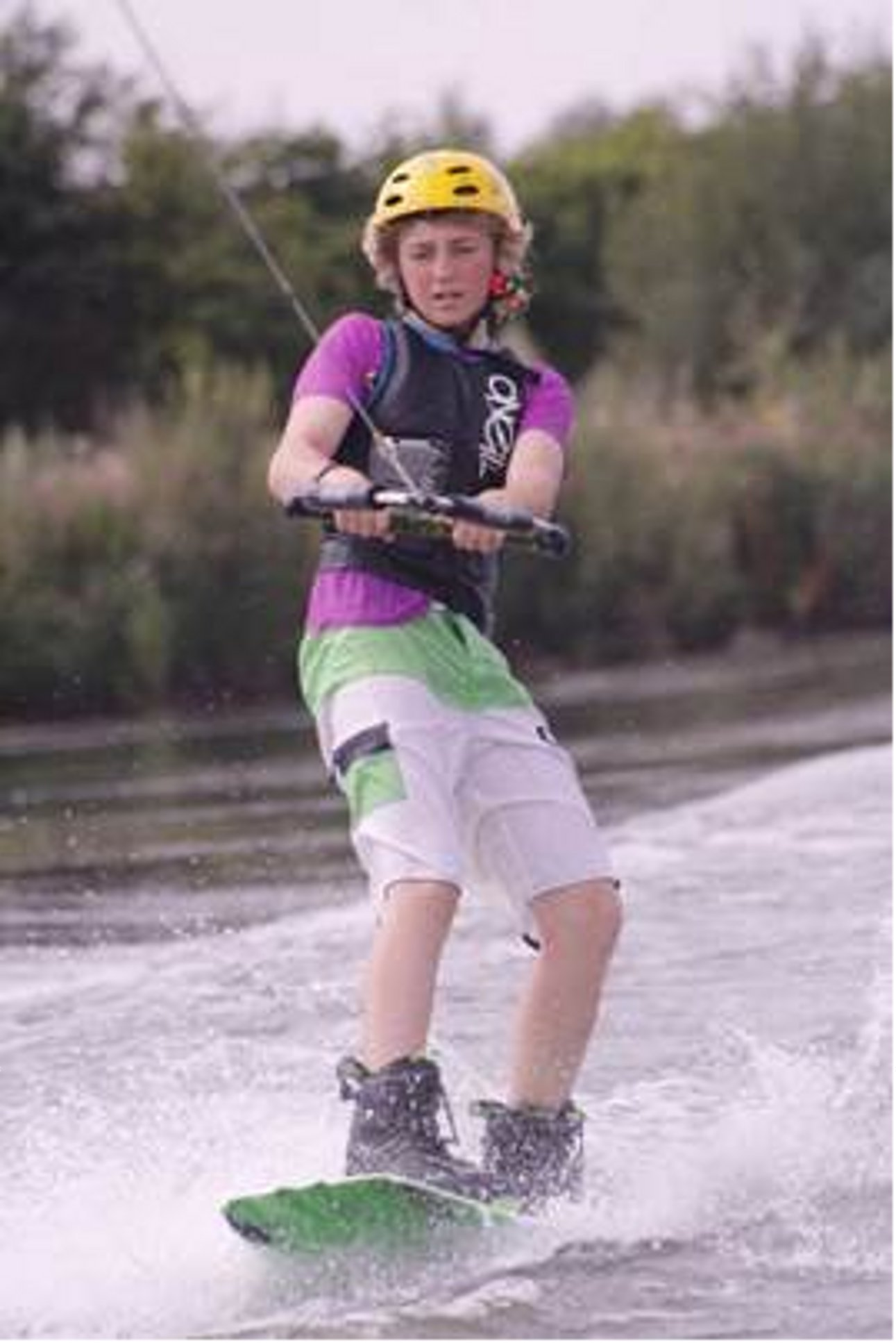 WAKEBOARDING: McNally selected for GB squad