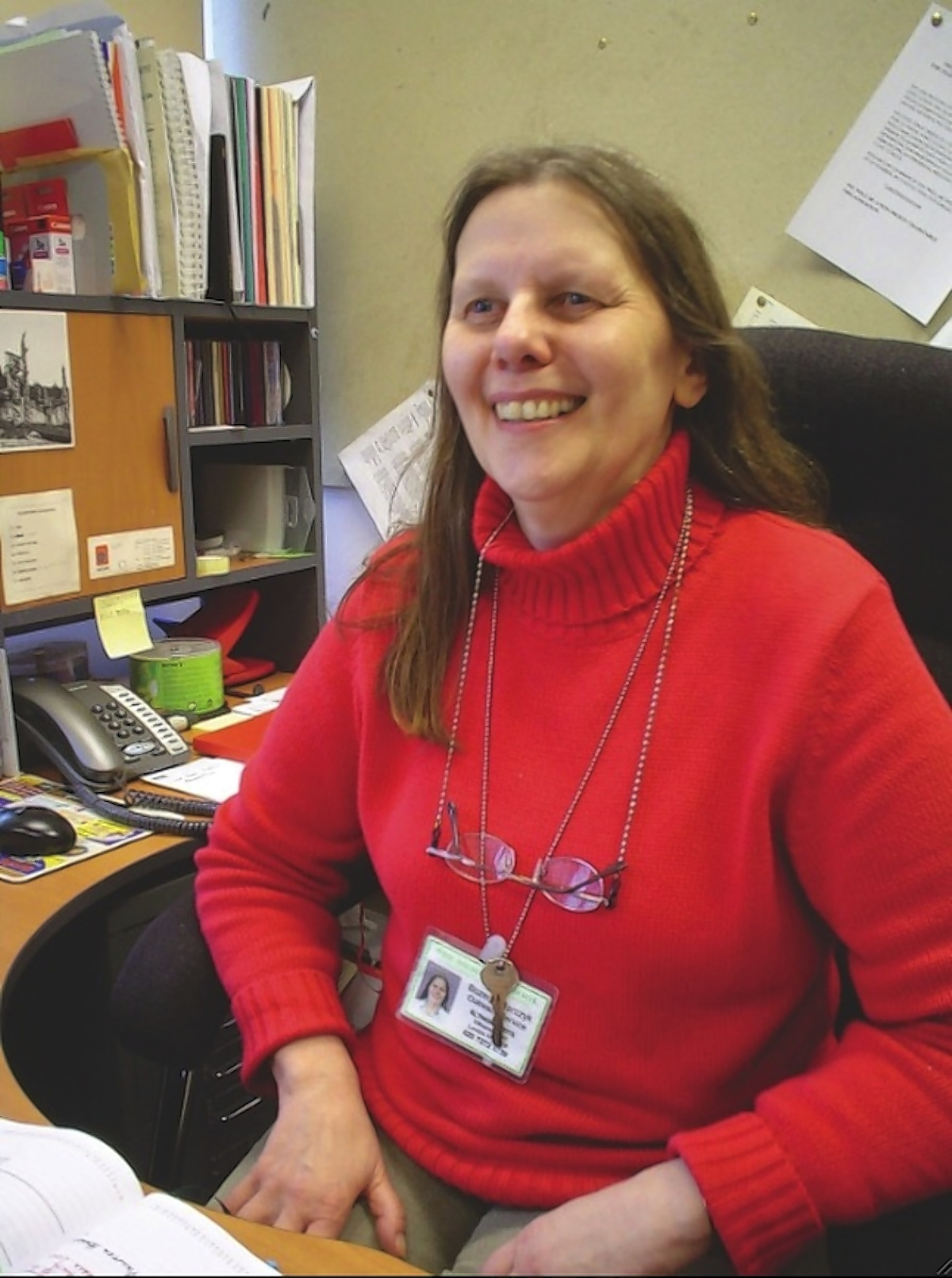 Bozena Marczyk, of Mill Hill, has been nominated for the National Autistic Society's awards