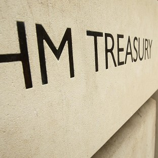 Treasury rapped over spending chart