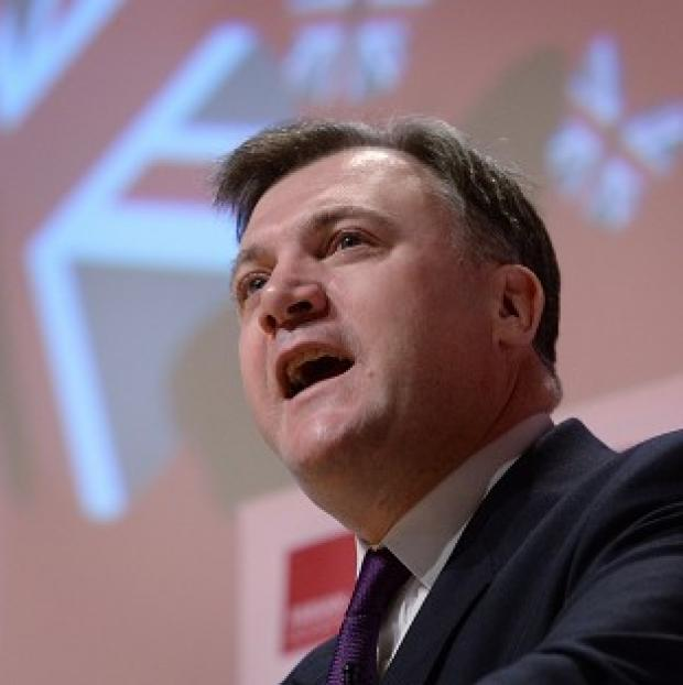Times Series: Ed Balls said there were 'lots' of women suitably qualified to join the MPC