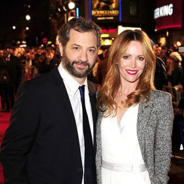 Times Series: Judd Apatow and Leslie Mann have been married for 16 years