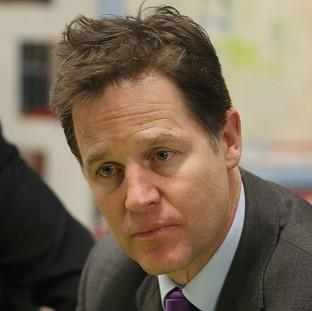 Future generations will be burdened if Britain does not pay down its debt mountain, says Nick Clegg