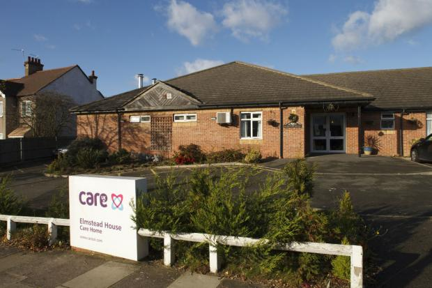 Care UK's Elsmtead House