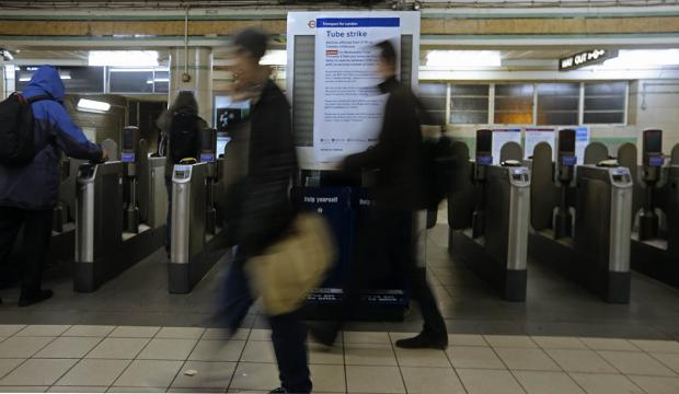 Tube strike set to go ahead later today