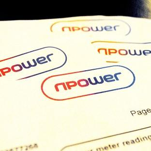 Times Series: Of the 5,579,665 complaints in 2013, Npower received 1,383,650 - the most of all six companies