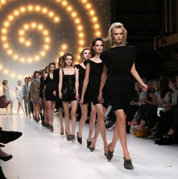 Times Series: London Fashion Week is getting under way