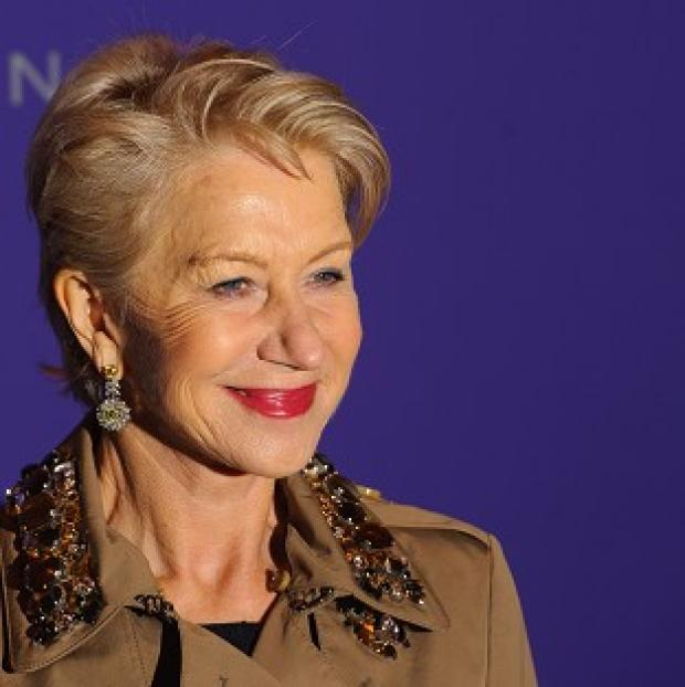 Times Series: Helen Mirren is to be honoured by Bafta with its highest award