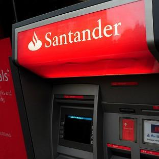 Two of the five men accused have denied conspiring to steal credit balances from Santander Bank using a keyboard video monitoring device