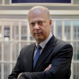 Labour wants a probe into claims Chris Grayling is politicising the Ministry