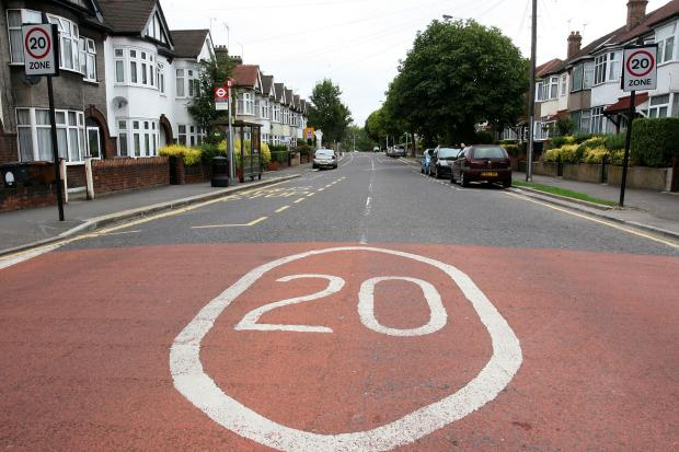 The task group in charge of assessing the effectiveness of 20mph zones said they were unanimous in support