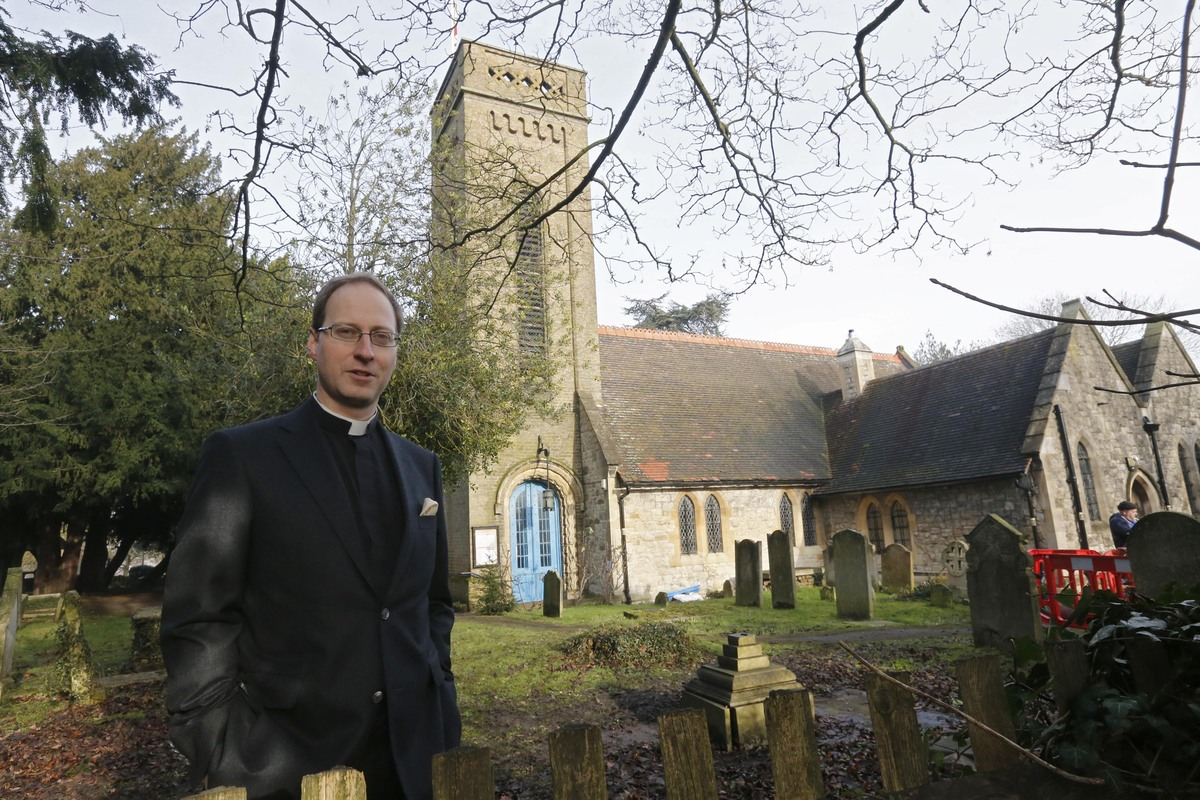 Church rector James Mustard said he expects his parish to release a statement opposing the House of Bishops in the coming weeks