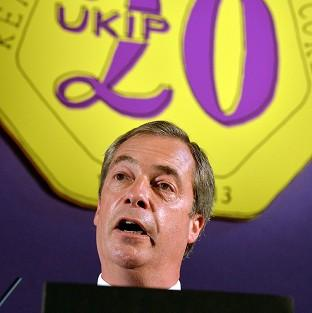 Nigel Farage has been challenged to a debate by Nick Clegg.