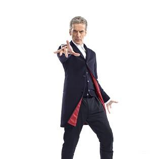 Doctor Who played by new star Peter Capaldi is heading ba